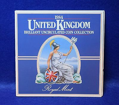 1984 Royal Mint Coin Collection