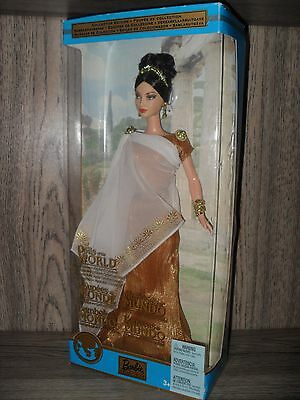 Barbie Dolls of the World - Princess of ancient greece - Collector NRFB Mattel