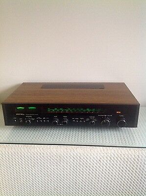 Vintage Rotel RX-602 Integrated Stereo Amp & Receiver
