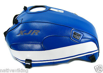 Bagster TANK COVER Yamaha XJR1300 2015 Baglux PROTECTOR blue white XJR new 1705B