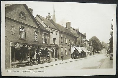 Church Street, Newent.  Posted 1926