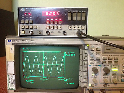 HP 8116A Pulse Generator 1mHz to 50MHz