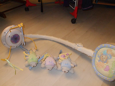 Mobile Fisher Price Doux rêves papillons