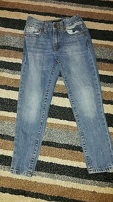 Boys Skinny Jeans Age 7-8 Years