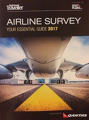 Airline Survey 2017 - Business Traveller Magazine - Your Essential Guide
