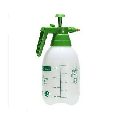 NEW Babz 2L Litre Pressure Sprayer Bottle Pump Plant Water Chemical Weed Killer