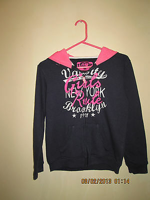 Girls Yd Hooded Size 11-12 Years