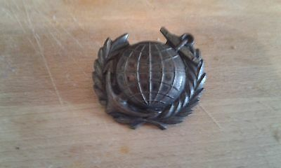 SOUTH AFRICAN NAVY- MARINES BREAST BADGE 1980's