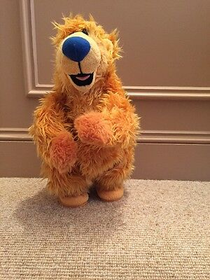 Rare - Bear In The Big Blue House Cha Cha Cha Singing Dancing Toy