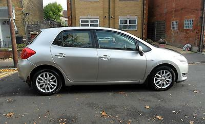 2007 Toyota Auris 1.6 TR Multimode 5dr, Full Service History.