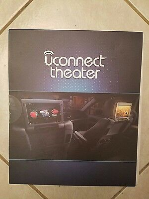 Uconnect Theater 2017 Chrysler Pacifica, 2x Headphones, 2x Remotes, betteries