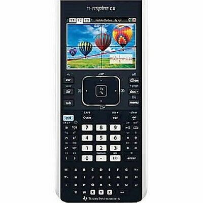 Texas Instruments TI-Nspire CX Handheld Colour Graphing Calculator Computer
