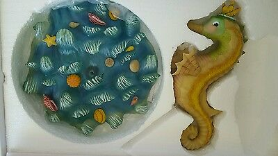 TONNER Magical Summer display Mary  Englebreit 2005 limited edition seahorse