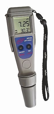 ADWA AD 12 Pocket pH-Meter
