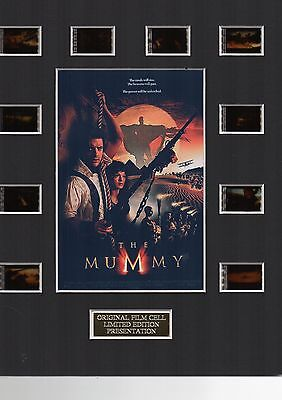 The Mummy 35mm Film Cell Display