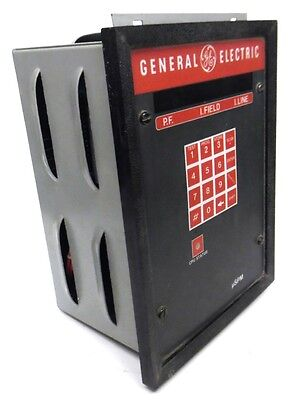 General Electric, Protection Module Controller, Cr192, C1000000, 2C94-51-2830-0