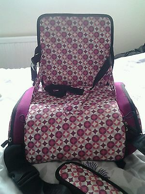 childs meal time booster seat