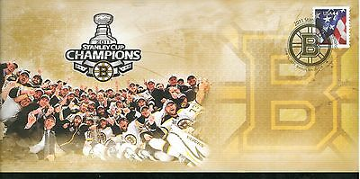 Boston Bruins Stanley Cup Champion Cover 2011- Summer Sale!