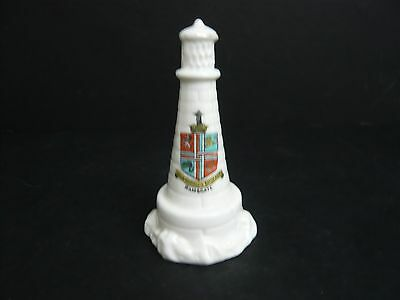 Arcadian Crested China - Lighthouse Ramsgate