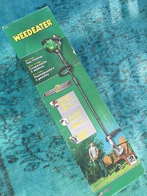Weedeater 25cc 2-cycle Gas Trimmer New In Box