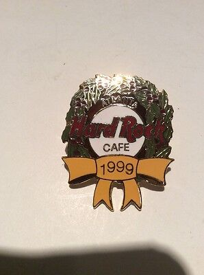 Hard Rock Cafe Pin - Atlanta Holiday 1999 - Ships Free