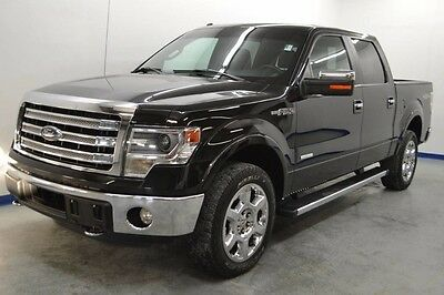 2014 Ford F-150  CLEAN CAR FAX 1 OWNER NON SMOKER NAVIGATION HEATED LEATHER SUNROOF