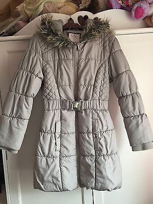 Gorgeous Tammy Girls Warm Winter Coat Age 7-8