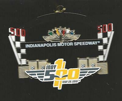 2016 Indianapolis 100Th Running Of The 500 - Holiday Ornament