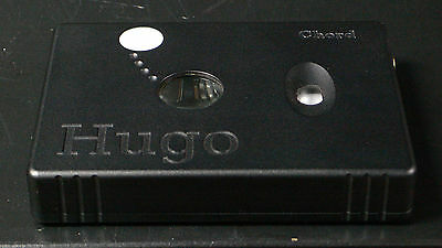 Chord Hugo Headphone Amplifier and DAC in Black - Preowned
