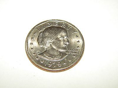 1979 P Susan B Anthony Dollar Coin
