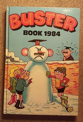 Buster Annual 1984