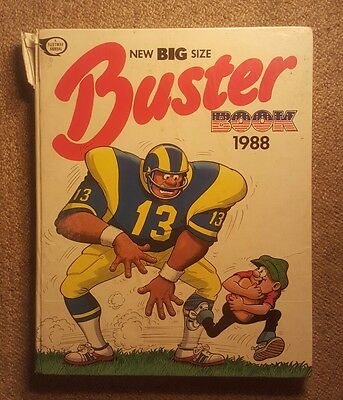 Buster Annual 1988