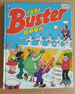 Buster Annual 1991