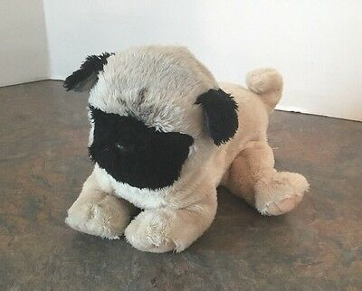 2008 Hasbro FurReal Friends Newborn Pug Puppy Dog - Moves Head & Eyes, Whimpers