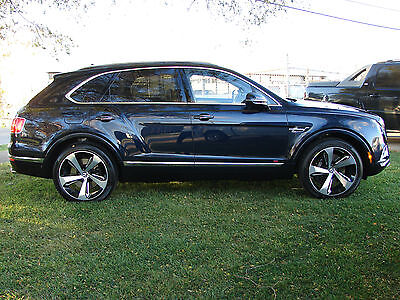 2017 Bentley Other First Edition - ALL OPTIONS 2017 Bentley Bentayga for CHRISTMAS DELIVERY - $ave Thousands - Fully Optioned