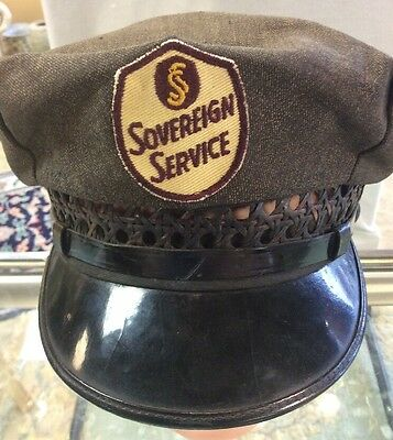 Sovereign Service Gas Station Attendant Hat