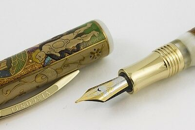 VISCONTI TAROTS LIMITED EDITION OF #20 of 78 FOUNTAIN PEN