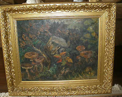 """High Quality Oil Painting on Canvas 26"""" x 22"""" Framed Artist Signed"""