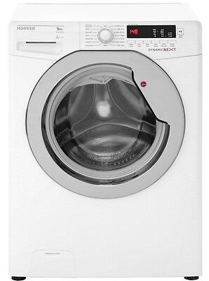 Hoover DXCC69W3 Washing Machine 9kg Wash, 1600 Spin, LED Display, A+++ Energy