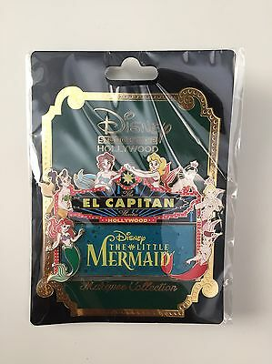 DSF The Little Mermaid Marquee Pin LE 300