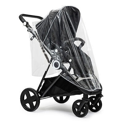 Raincover Compatible with Silver Cross 3D Pushchair (142)