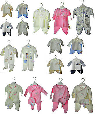 60x Wholesale, Job Lot, Clearance, Bulk Buy New Baby Clothes Size 0-3m Boy Girl