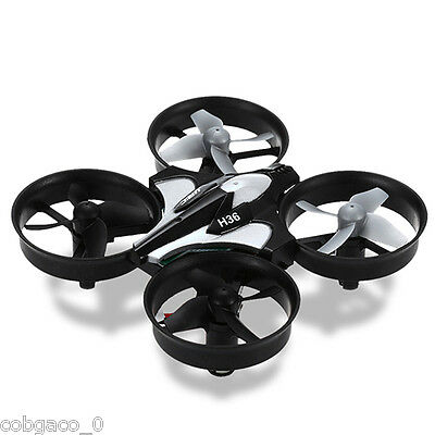 JJRC H36 Drone Quadcopter Rc 2 Battery Li Po 3 7v 4g 4ch Spare X6 New 6 Axis