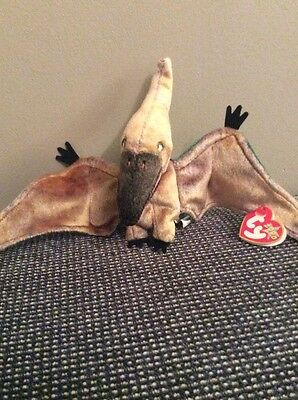 TY Beanie Babies - Swoop the Pterodactyl