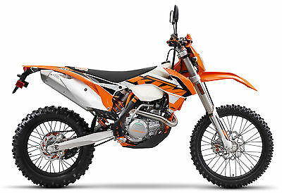 Ktm 500 Exc  2016 Ktm 500 Exc - Used- 1 Owner - Ready To Go