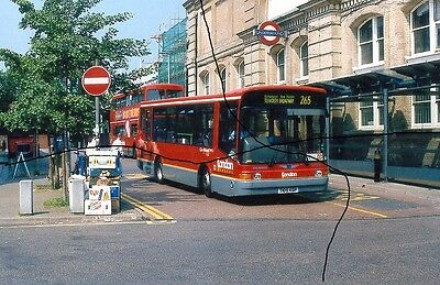 Bus Photo Of,london General Marshall Bodied Photograph Picture Of A Dennis Dart.