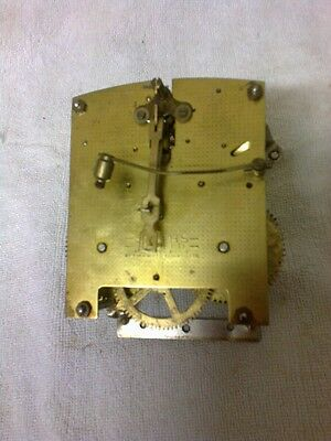 CLOCK  PARTS, CLOCK  MOVEMENT ,SMITHS  ENFIELD  c3