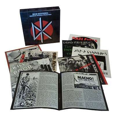 """Dead Kennedys - Original Singles Collection 7"""" Box Set - New & Sealed"""