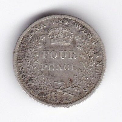1894 British Guiana Fourpence***Collectors***