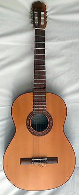 Classical Acoustic Guitar by R Moreno, Madrid, Spain - M-530 - MINT CONDITION